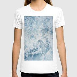 seafoam iv T-shirt
