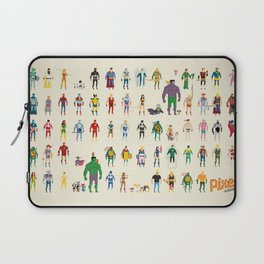 Pixel Nostalgia Laptop Sleeve