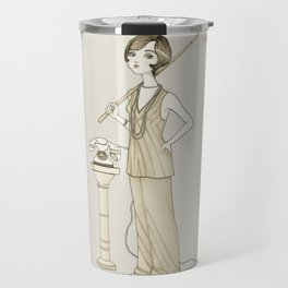 The Great Gatsby - Movies & Outfits Travel Mug