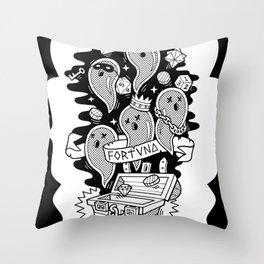FORTUNA Throw Pillow