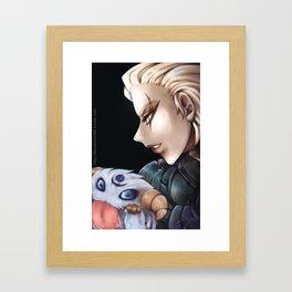 Lunari Poro Framed Art Print