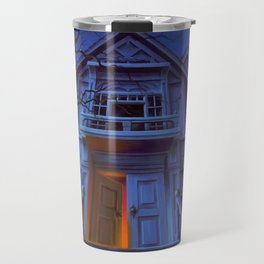 Welcome to Dead House Travel Mug