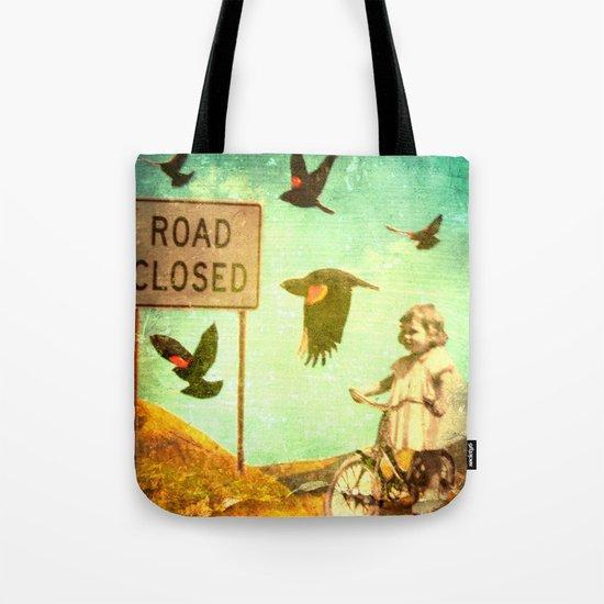 Follow Tote Bag