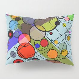 Circles 2 Pillow Sham