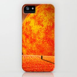 Scorched Earth iPhone Case