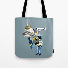 El Naufragio Tote Bag
