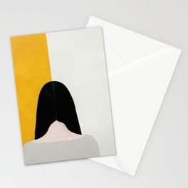 Saparated line Stationery Cards