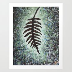 Ferntopia 1 Art Print