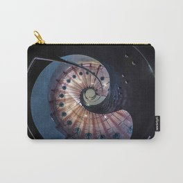 Spiral glass staircase Carry-All Pouch