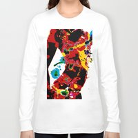 bokeh Long Sleeve T-shirts featuring Bokeh by Stephen Linhart