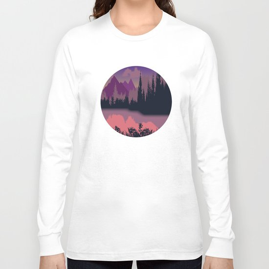 My Nature Collection No. 23 Long Sleeve T-shirt