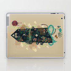 The Ominous and Ghastly Mont Noir Laptop & iPad Skin
