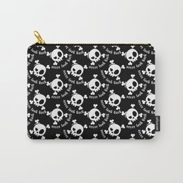 never look back Carry-All Pouch