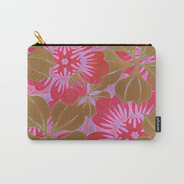 Watermelon Red Carry-All Pouch