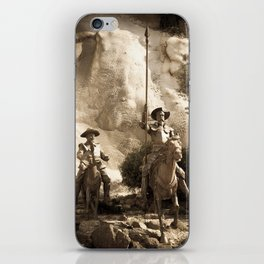 Don Quixote Of La Mancha iPhone Skin