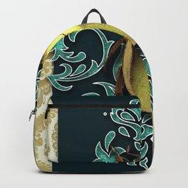 GOLDEN BEETLE Backpack