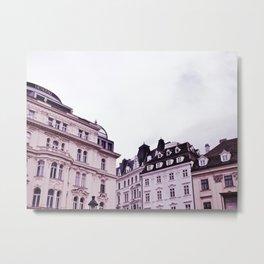 haussmann's pink period Metal Print