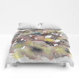Green ing Comforters
