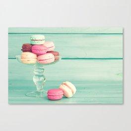 Elegant Sweetness Canvas Print