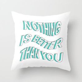 LOST BOY // 5 SECONDS OF SUMMER Throw Pillow