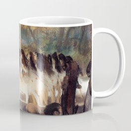 Ballet At The Paris Op Ra 1877 78 By Edgar Degas | Reproduction | Famous French Painter Coffee Mug