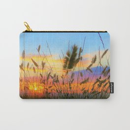 Farm Fields Carry-All Pouch