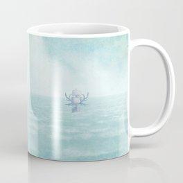 The Antlered Ship - Title Page Coffee Mug