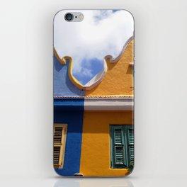 Netherland style house iPhone Skin