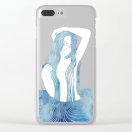 Ianeira Clear iPhone Case