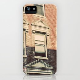 The other side of Beacon Hill iPhone Case
