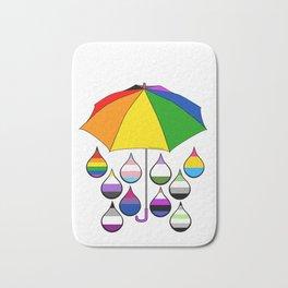 Under One Umbrella Bath Mat
