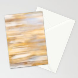 Autumn Leaves Abstract 1 Stationery Cards