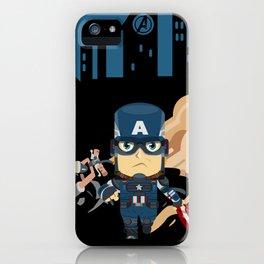CAPITAN AMERICA iPhone Case