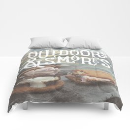outdoors & S'mores Comforters