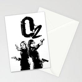o2: Olivia Dunham and AltLiv, Fringe Stationery Cards