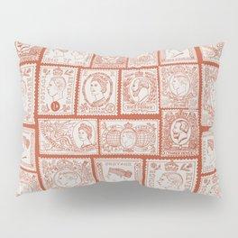 Stamp mania Pillow Sham