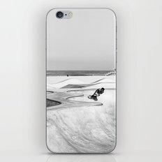 Venice Beach Skatepark iPhone & iPod Skin