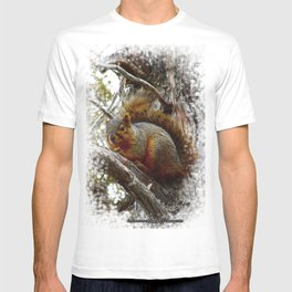Jeronimo Rubio Photography | Peanut the Squirrel | I See You T-shirt
