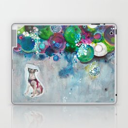 Laika, Canine Space Hero Laptop & iPad Skin