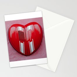 Vespa Valentine Stationery Cards