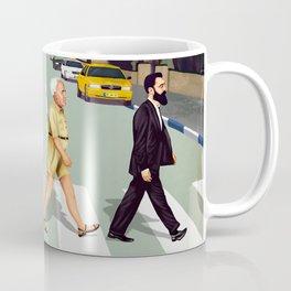 A(llen)bby road - TLV Coffee Mug