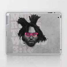 Murs Rules the World Laptop & iPad Skin