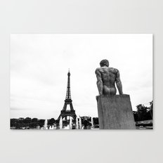 A Thought Canvas Print