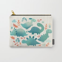 Baby dinosaurs Carry-All Pouch