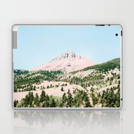 Happy Mountain #society6 #decor #buyart Laptop & iPad Skin