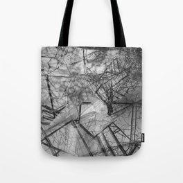 Charcoal Tote Bag