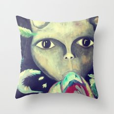 lenny Throw Pillow