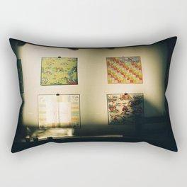 The Game Room Rectangular Pillow