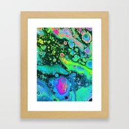 HOLO SEA Framed Art Print