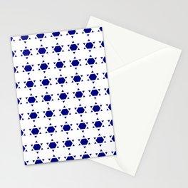 Star of David 42- Jerusalem -יְרוּשָׁלַיִם,israel,hebrew,judaism,jew,david,magen david Stationery Cards